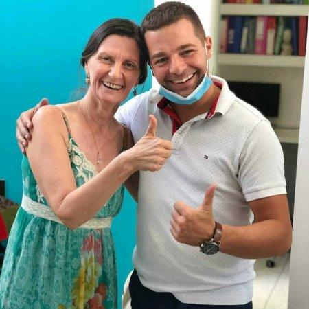 doktor Milos Milosevic sa pacijentkinjom