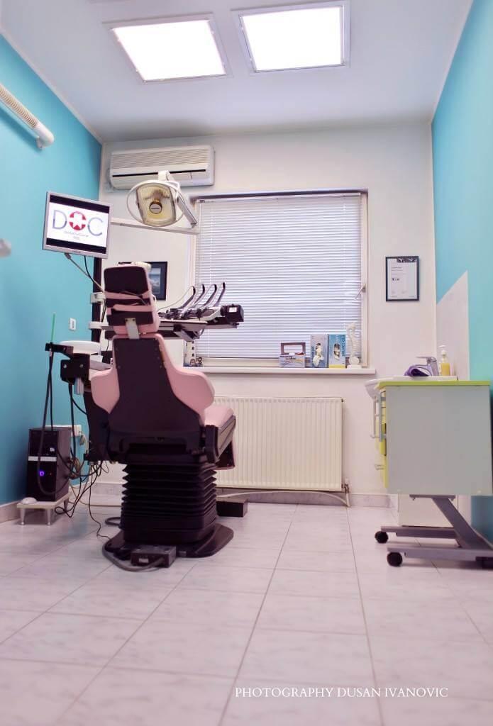 Ordinacija Dental Oral Centra