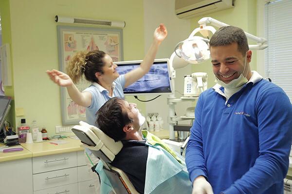 Pregled u ordinaciji Dental Oral Centra