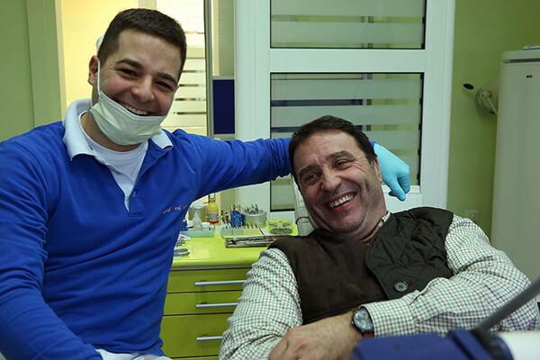 Više od 25 godina prijateljstva zdravih zuba i osmeha Jovan Memedovic