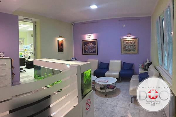 cekaonica stomatoloska poliklinika dental oral centar kontakt