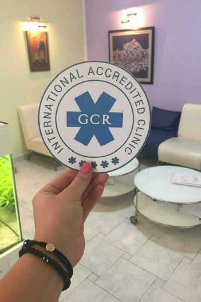 international accredited clinic dental oral centar