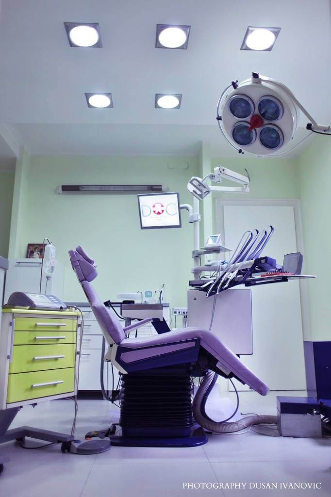 Stomatološka ordinacija u Dental Oral Centru