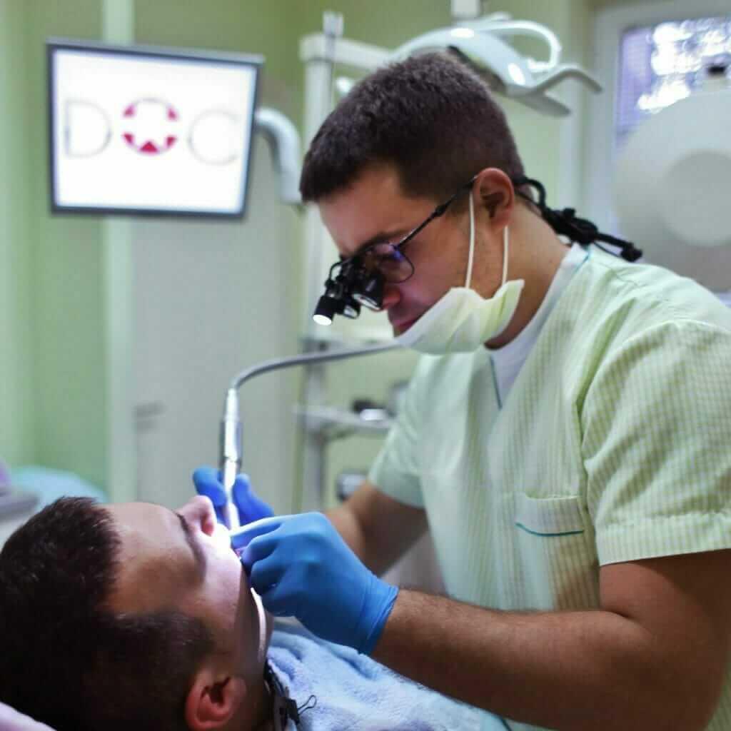 lecenje kanala zuba u Dental Oral Centru